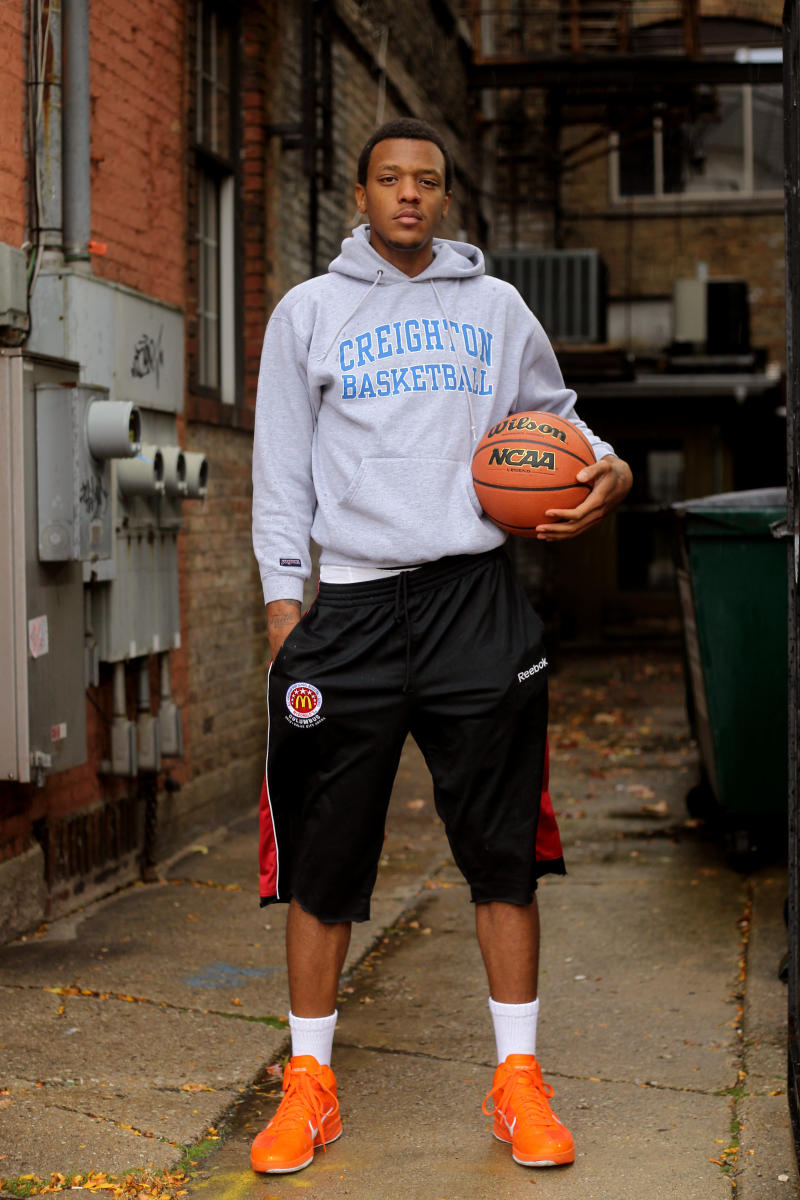 Jereme Richmond, 19, a former basketball player for the University of Illinois, says he still plans to play for the NBA.